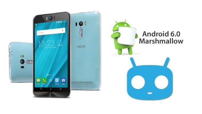 ASUS ZenFone Selfie Android 6.0