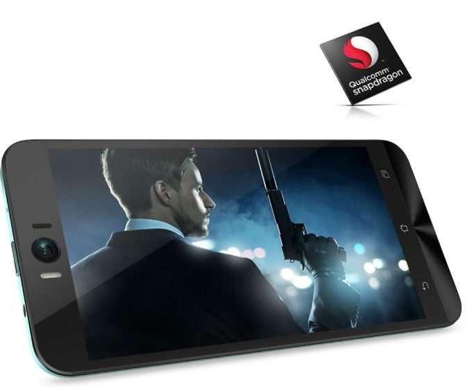 ASUS ZenFone Selfie Процессор Snapdragon 615