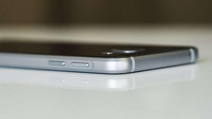 Кнопки громкости Samsung Galaxy A3 2016