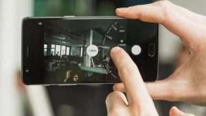 oneplus 3t интерфейс камеры