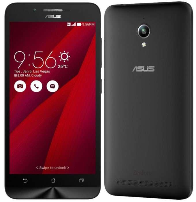 Asus ZenFone Go черный