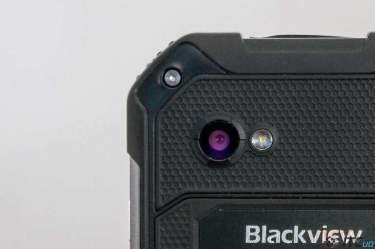 Blackview BV6000 камера