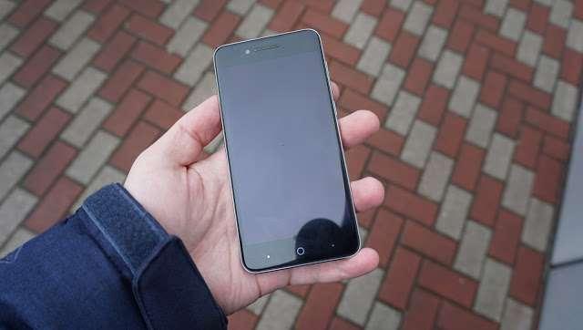 ZTE Blade A601 дисплей