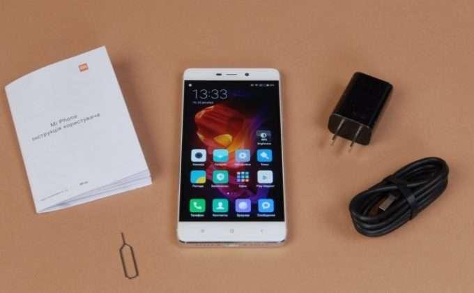 Обзор Xiaomi Redmi 4 Prime комплект