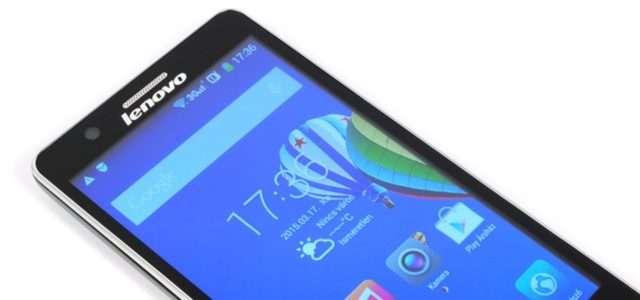 Lenovo A536 дисплей