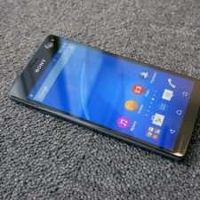Sony Xperia C4 обзор