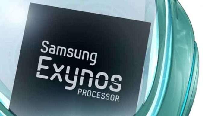 Samsung Exynos 7580 Octa
