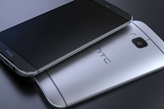 особенности конструкции HTC One M9