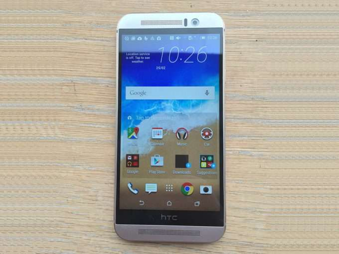 динамики HTC One M9