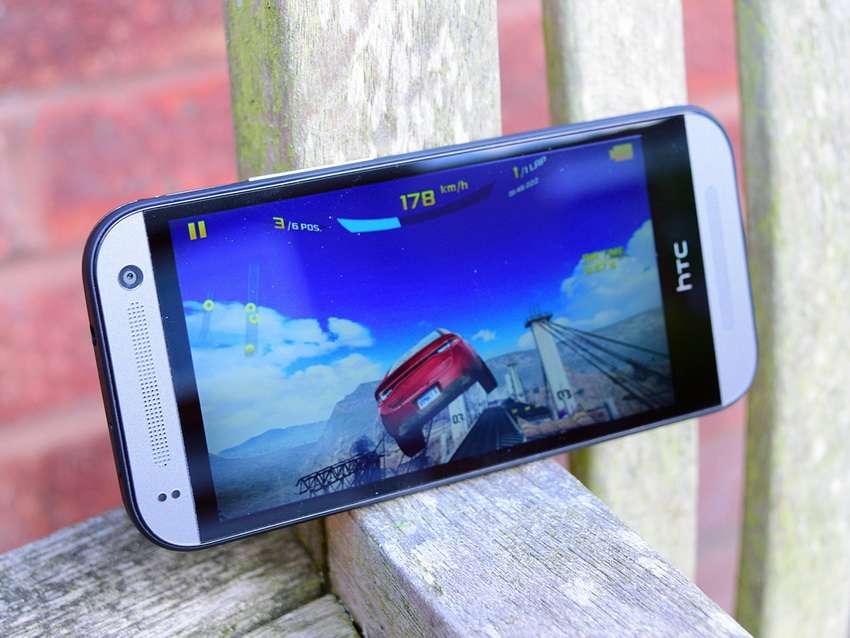игры на HTC One Mini 2