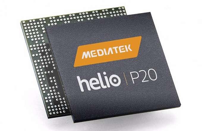 Процессор Helio P20