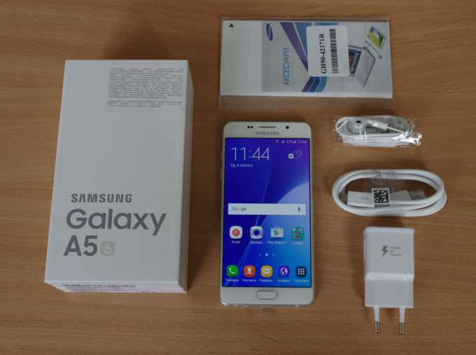 Комплект Samsung Galaxy A5 2016