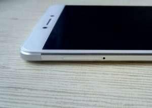 Xiaomi Mi Max левый торец