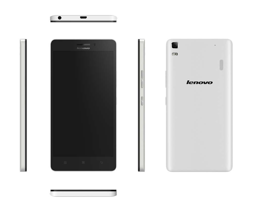 Внешний вид смартфона Lenovo A7000
