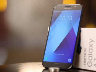 Обзор Samsung Galaxy A7 2017
