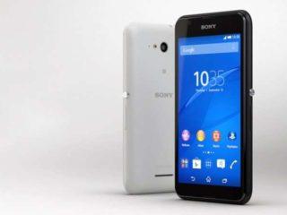Обзор Sony Xperia E4g