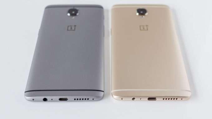 цвет OnePlus 3