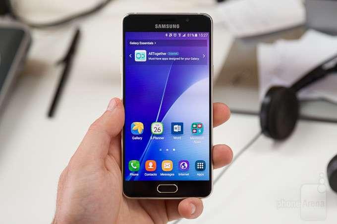 Экран Samsung Galaxy A5 2016