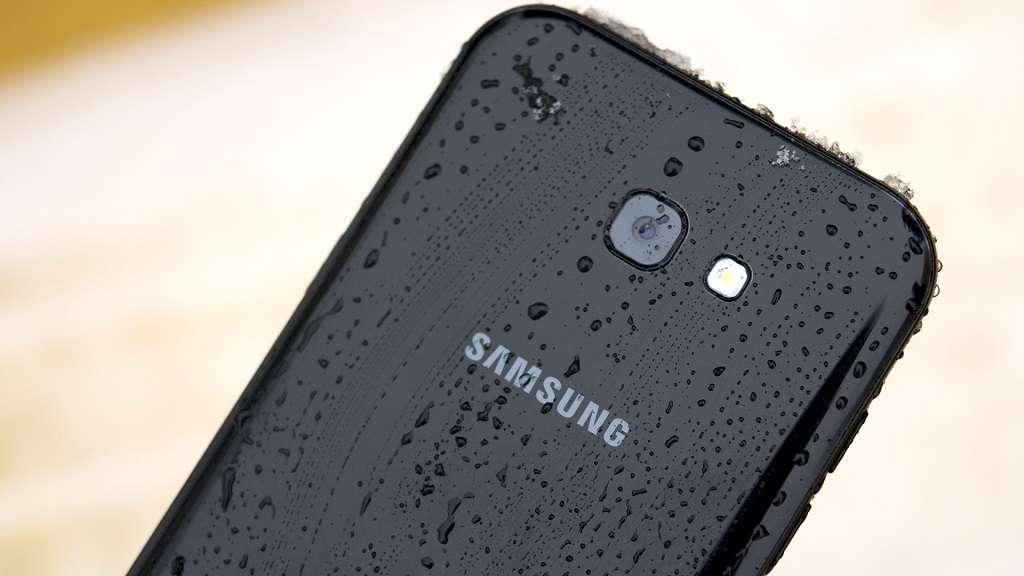 Камера Samsung Galaxy A7