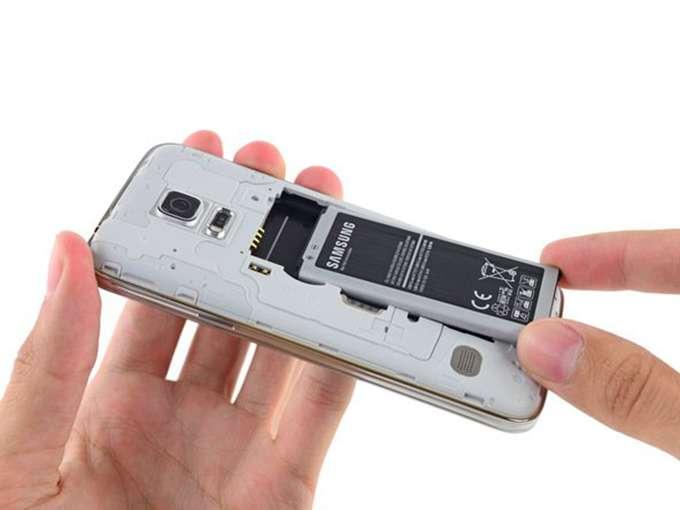 Samsung Galaxy S5 mini батарея