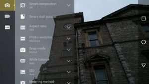 Пример фото Lenovo P2