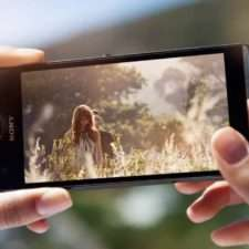 Sony Xperia SP пример фото