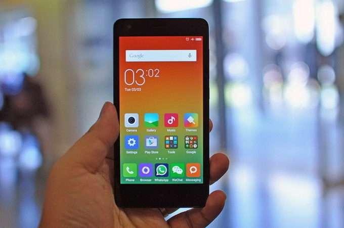 дисплей Xiaomi Redmi 2