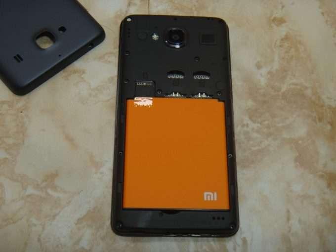 аккумулятор Xiaomi Redmi 2