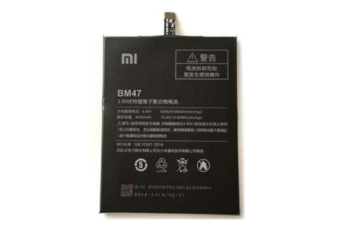 Xiaomi Redmi 3 Pro аккумулятор