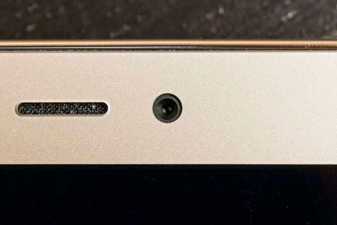 Xiaomi Redmi 3 Pro фронтальная камера