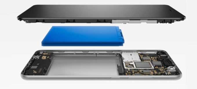 Разобранный Xiaomi Redmi Note 3