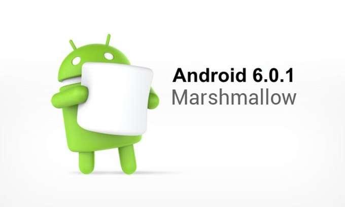 Android 6.0.1 и оболочка MIUI 8.1