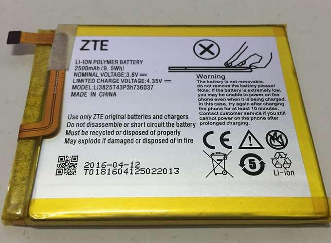 ZTE Blade V7 Lite аккумулятор