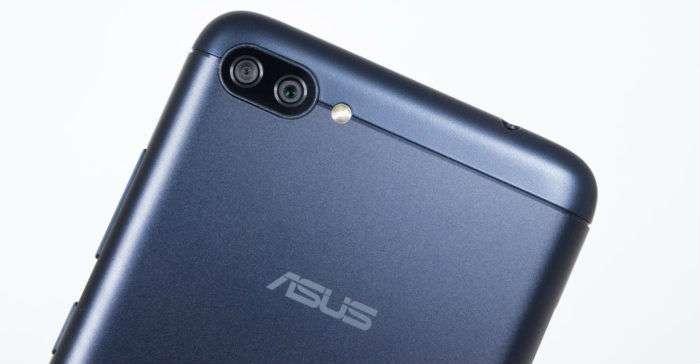 Asus Zenfone 4 Max Основная камера
