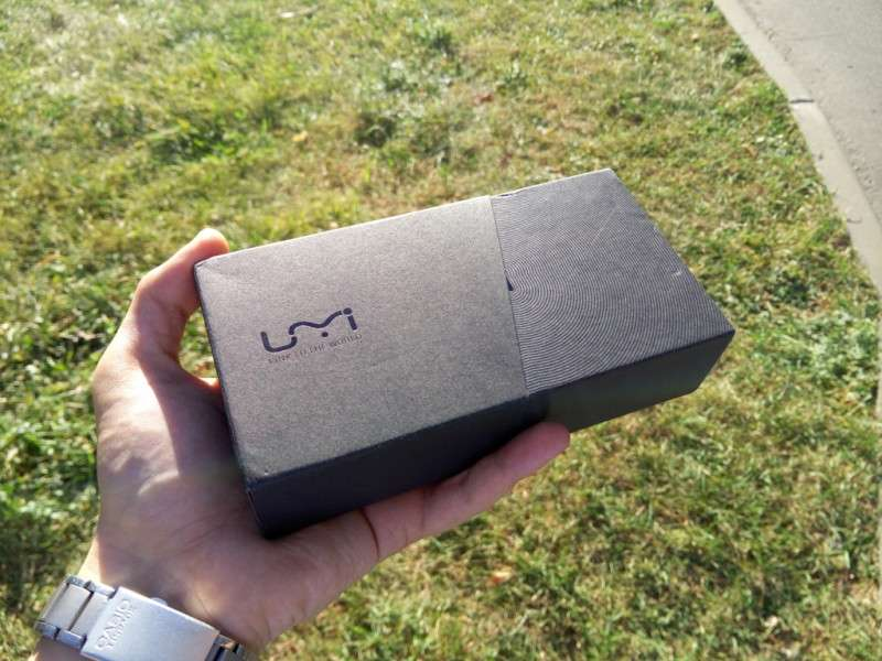 UMI London упаковка