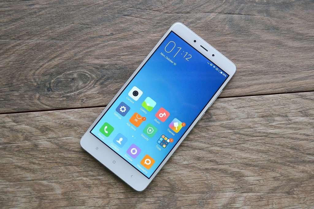 Xiaomi Redmi Note 4 экран