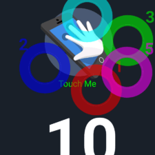 Xiaomi Redmi Note 4 тестирование дисплея