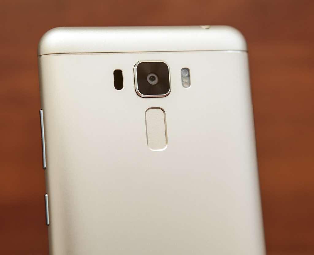 Asus Zenfone 3 Laser Основная камера