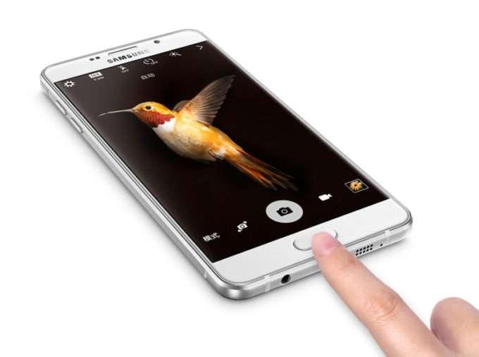 Samsung Galaxy A7 2016 дисплей