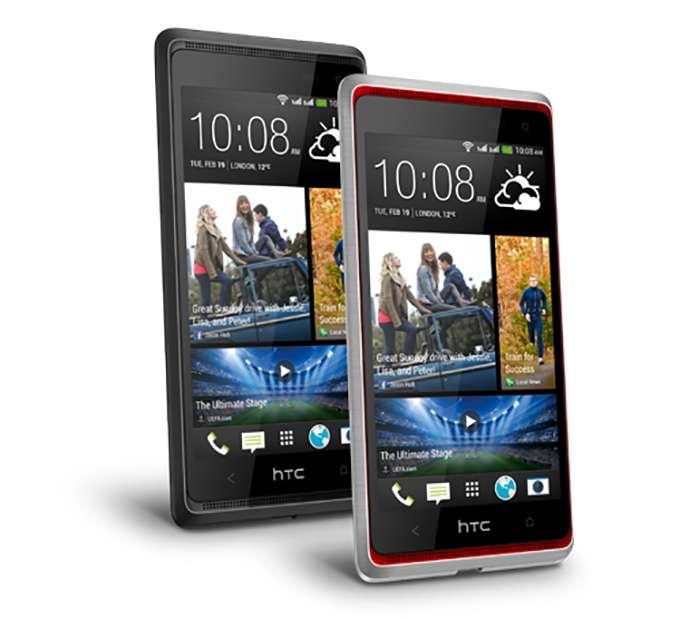 цвет HTC Desire 600 Dual Sim
