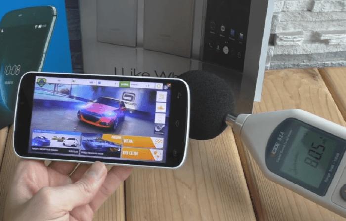 Тест звука на смартфоне Doogee X6