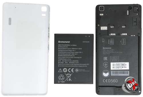 Батарея Леново А7000
