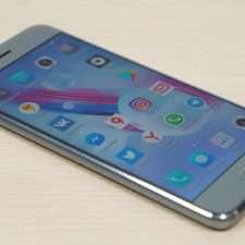 Huawei Honor 9 передняя панель
