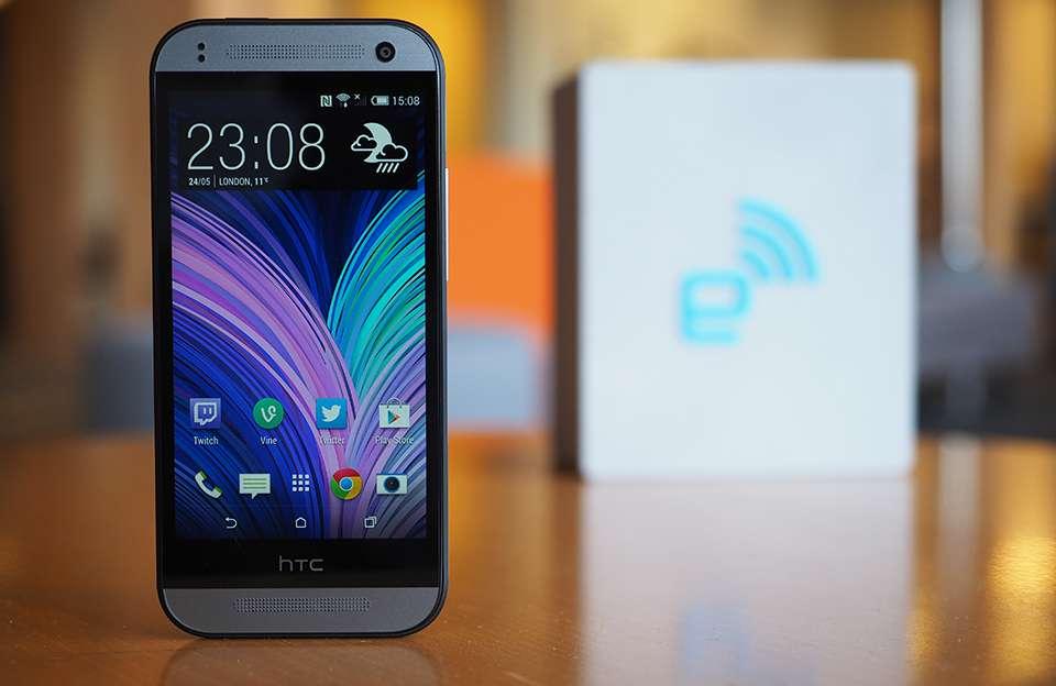 дисплей HTC One Mini 2
