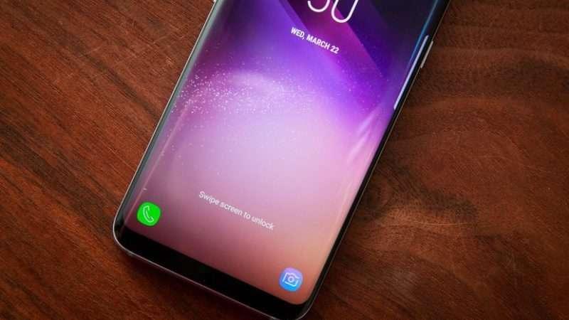 Samsung Galaxy S8 Plus дисплей