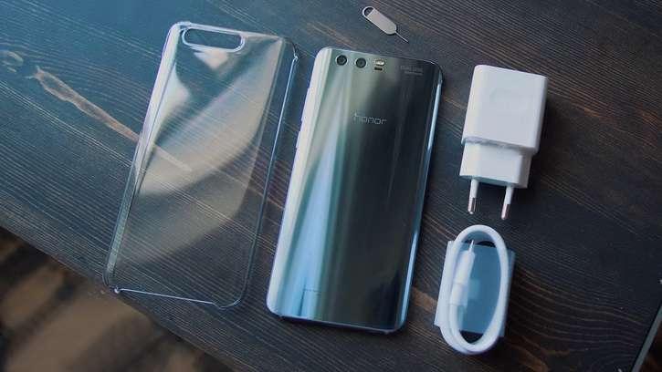 комплектация Huawei Honor 9