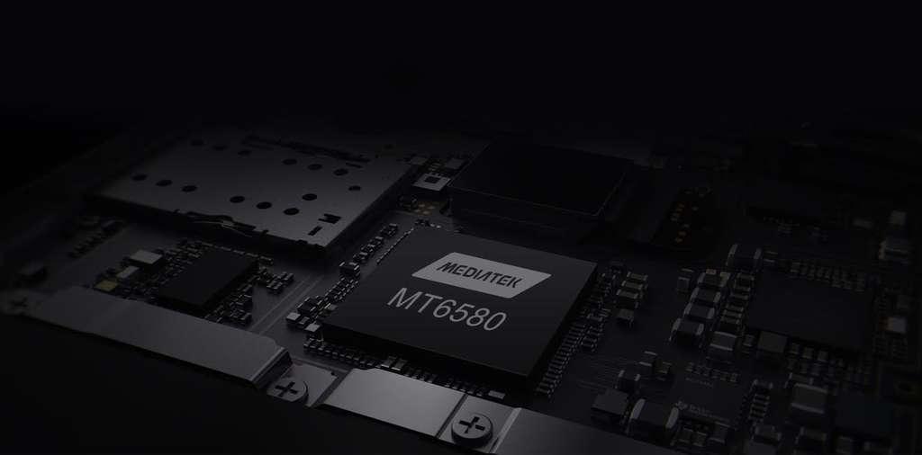 Процессор MT6580