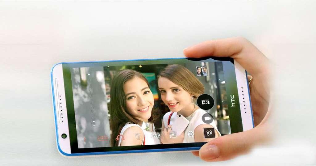 HTC Desire 820 Камера