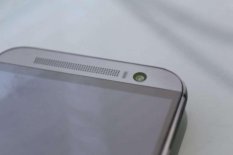 фронтальная камера HTC One M8