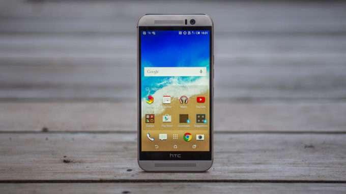 экран HTC One M9